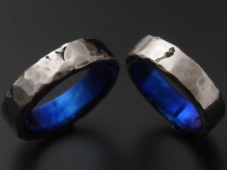指輪チタン