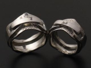 チタン指輪